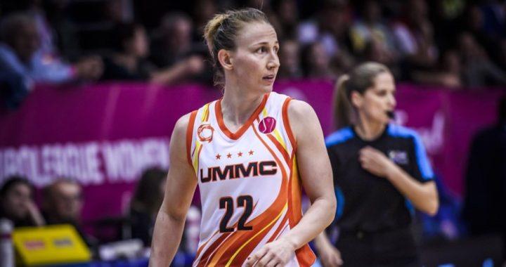 Courtney Vandersloot y Allie Quigley ya jugaron con UMMC Ekaterinburg