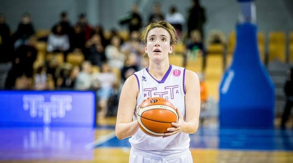 Marina Mabrey jugará en la liga de Israel
