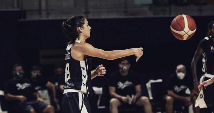 ¿Cómo lo está haciendo Ángela Salvadores en Besiktas?