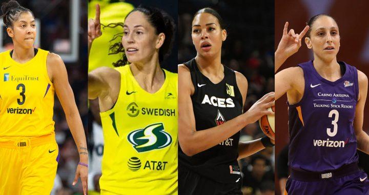 Jugadoras que acaban contrato en cada equipo de WNBA