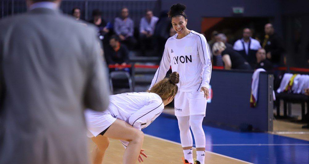Alysha Clark regresa a Lyon para jugar en el ASVEL