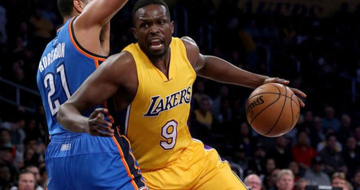 Los Angeles Lakers solicitan excluir el salario de Luol Deng del tope