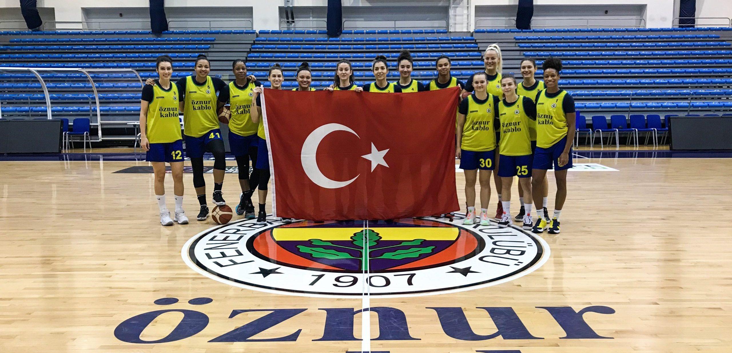 Satou Sabally, Kayla McBride y Jasmine Thomas, las rivales a batir en Turquía