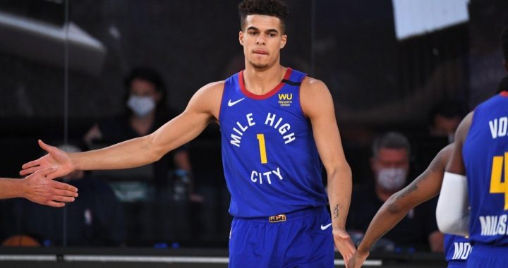 Denver Nuggets deja en claro que Michael Porter Jr. no está disponible