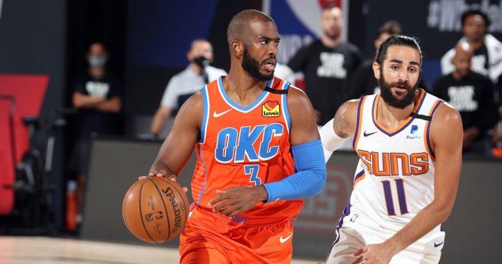 Phoenix Suns consigue a Chris Paul en el primer traspaso oficial de la temporada