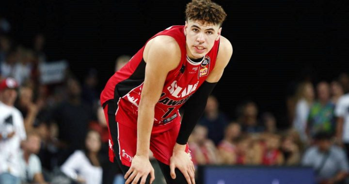 "LaMelo Ball realiza ""works outs"" para Warriors, Hornets y Pistons"