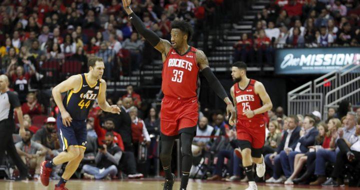 Los Houston Rockets envían a Robert Covington a Portland Trail Blazers