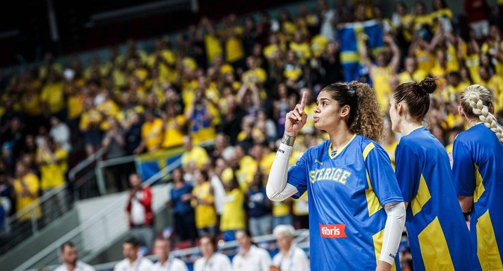 Amanda Zahui ha dado positivo en coronavirus y no jugará con Suecia