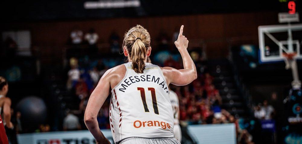 Emma Meesseman no jugará las Ventanas FIBA con Bélgica
