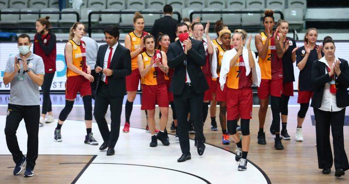 Galatasaray le ganó a Izmit en 'una pequeña previa de EuroLeague'