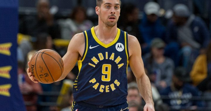 "Indiana Pacers no ejercerán un ""buy out"" en T.J. McConnell"