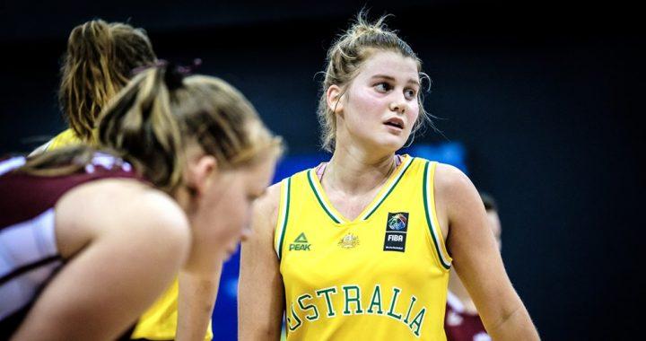 Shyla Heal, una joven Opal pronosticada para el WNBA Draft 2021