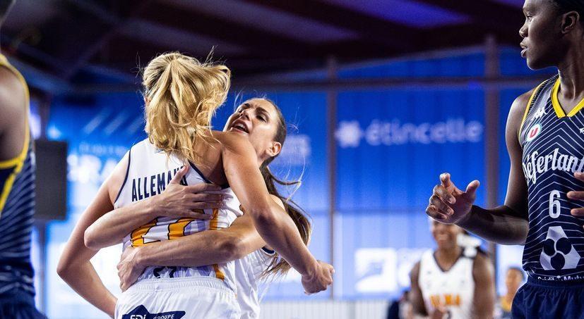 Basket Lattes Montpellier y sus circunstancias