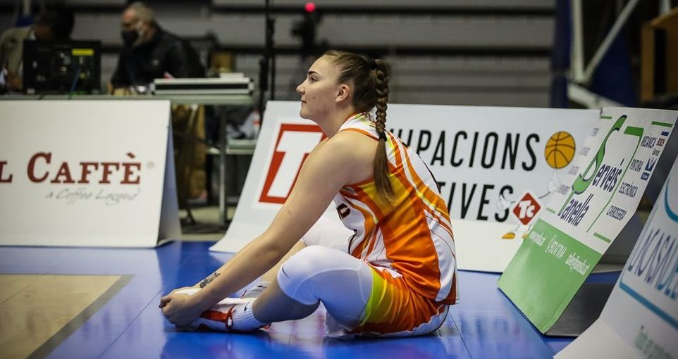 Maria Vadeeva brilla incluso rodeada de estrellas