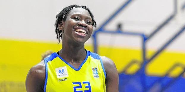 Sika Koné crece a pasos de gigante en LF Endesa