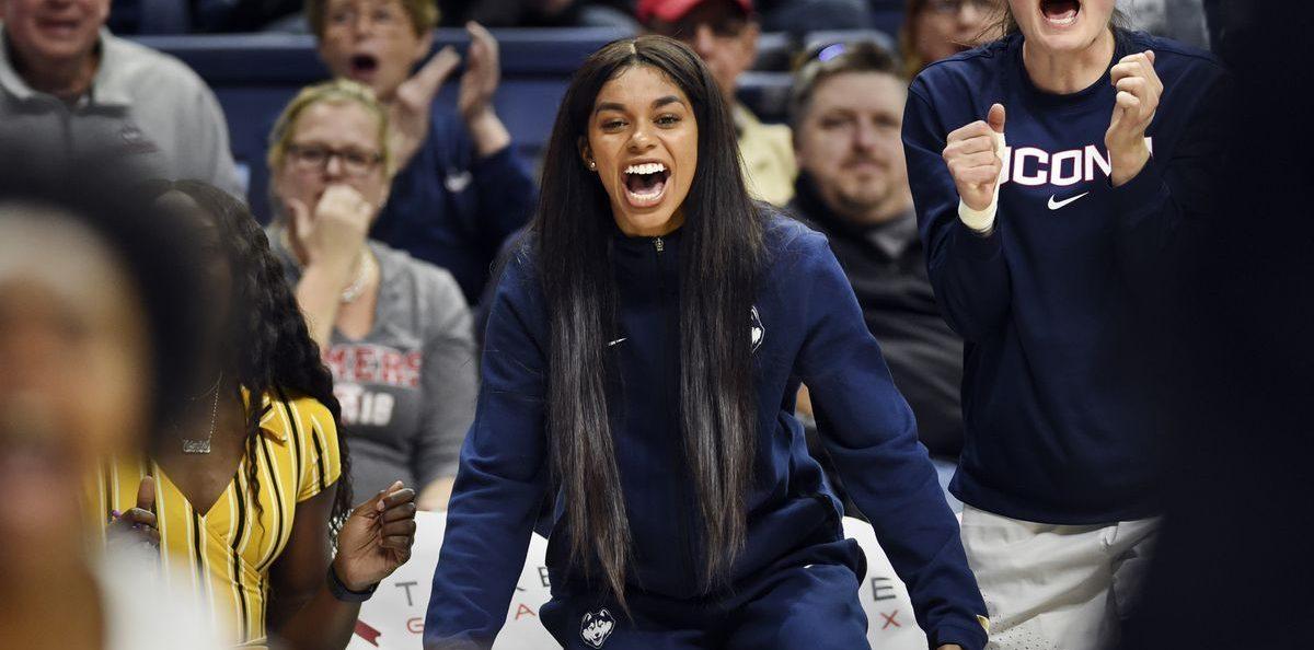 Evina Westbrook: La próxima alumna de UConn que irá a la WNBA