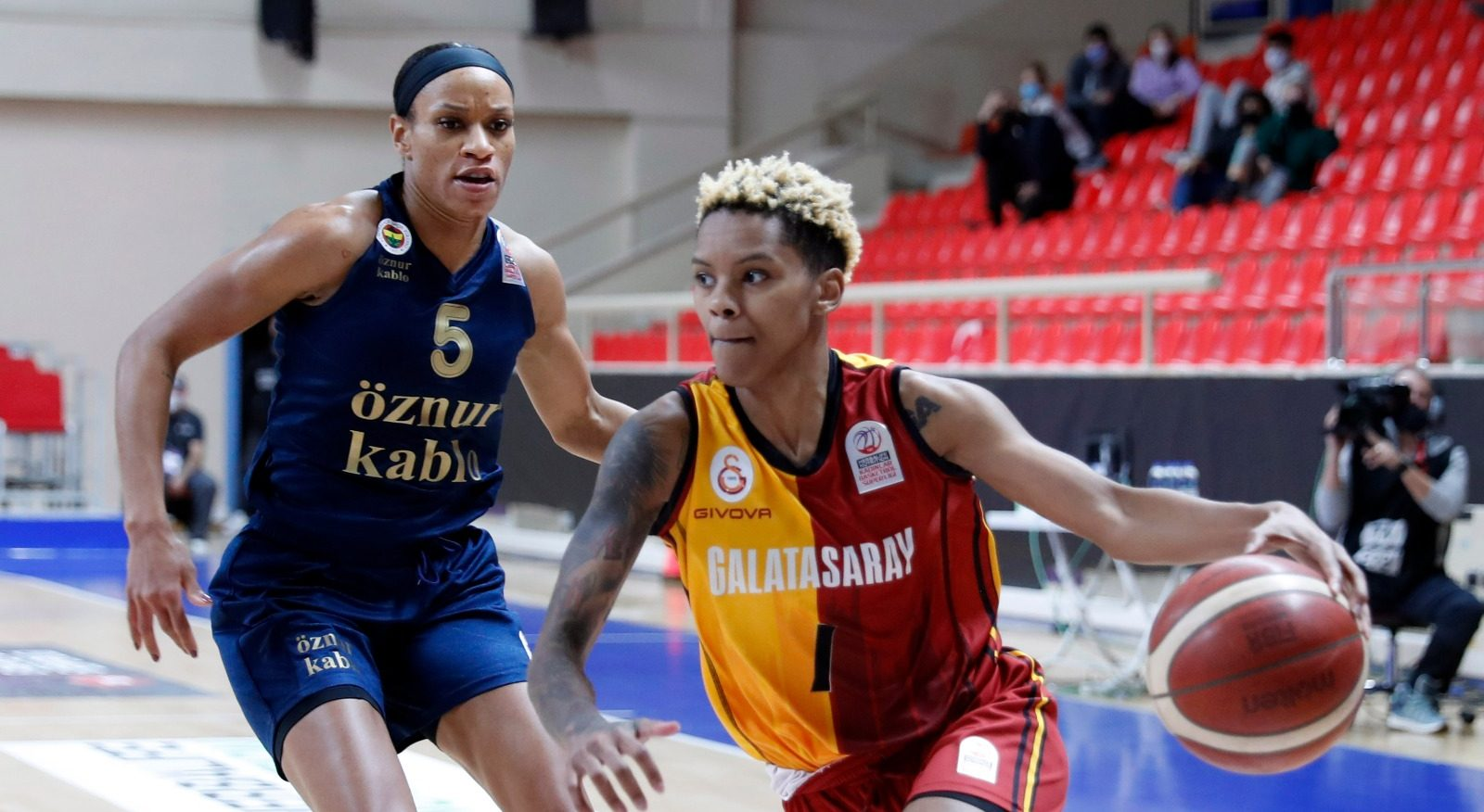 Courtney Williams deja el Galatasaray