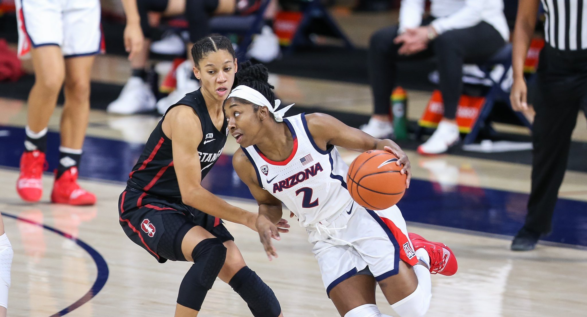 Stanford derrota a Arizona con un planteamiento claro: Frenar a Aari McDonald