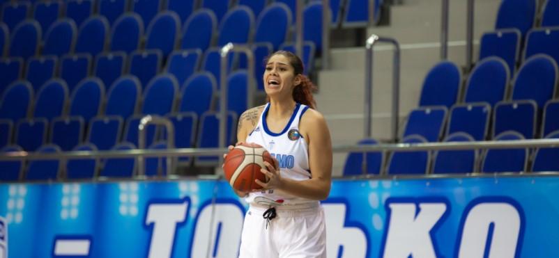 Amanda Zahui B. deja el Dynamo Kursk