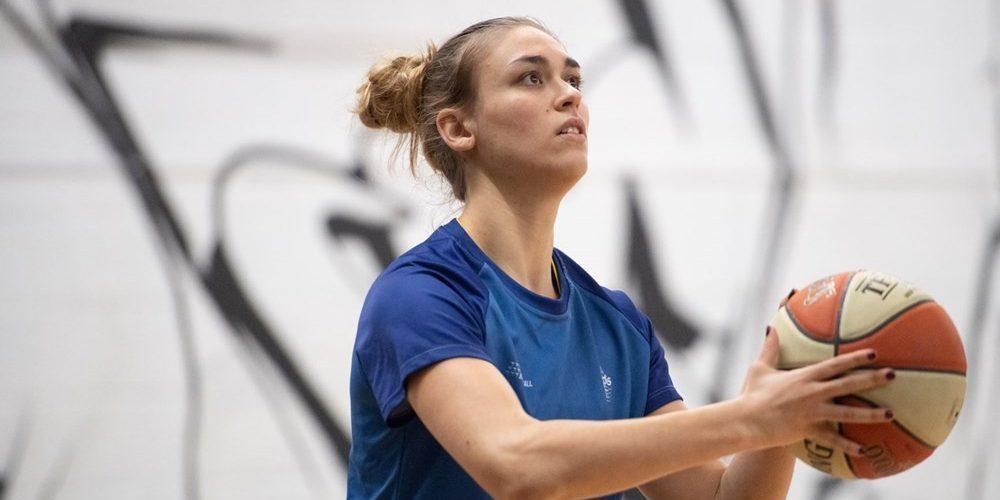 "Ariadna Pujol: ""Estamos muy animadas para afrontar la EuroCup"""