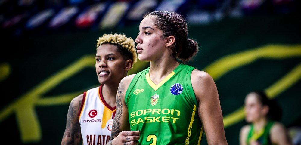 Sopron Basket extiende el contrato de Gabby Williams y Briann January