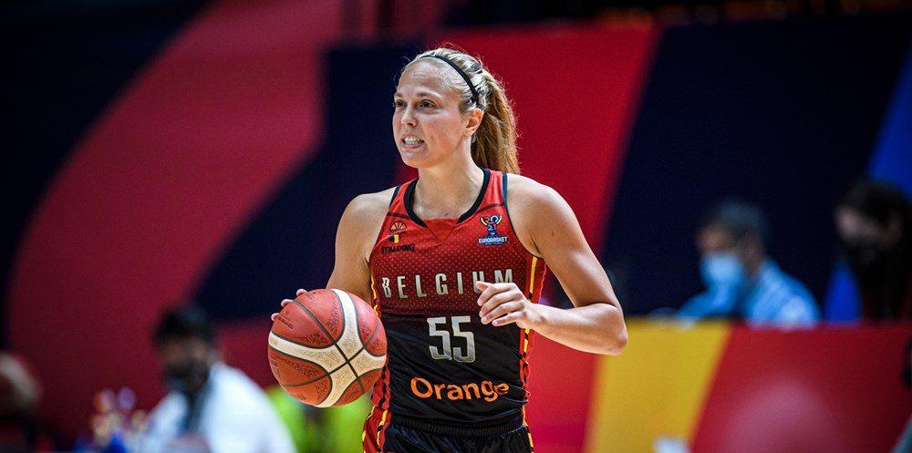Julie Allemand jugará con ASVEL Feminin durante varias temporadas