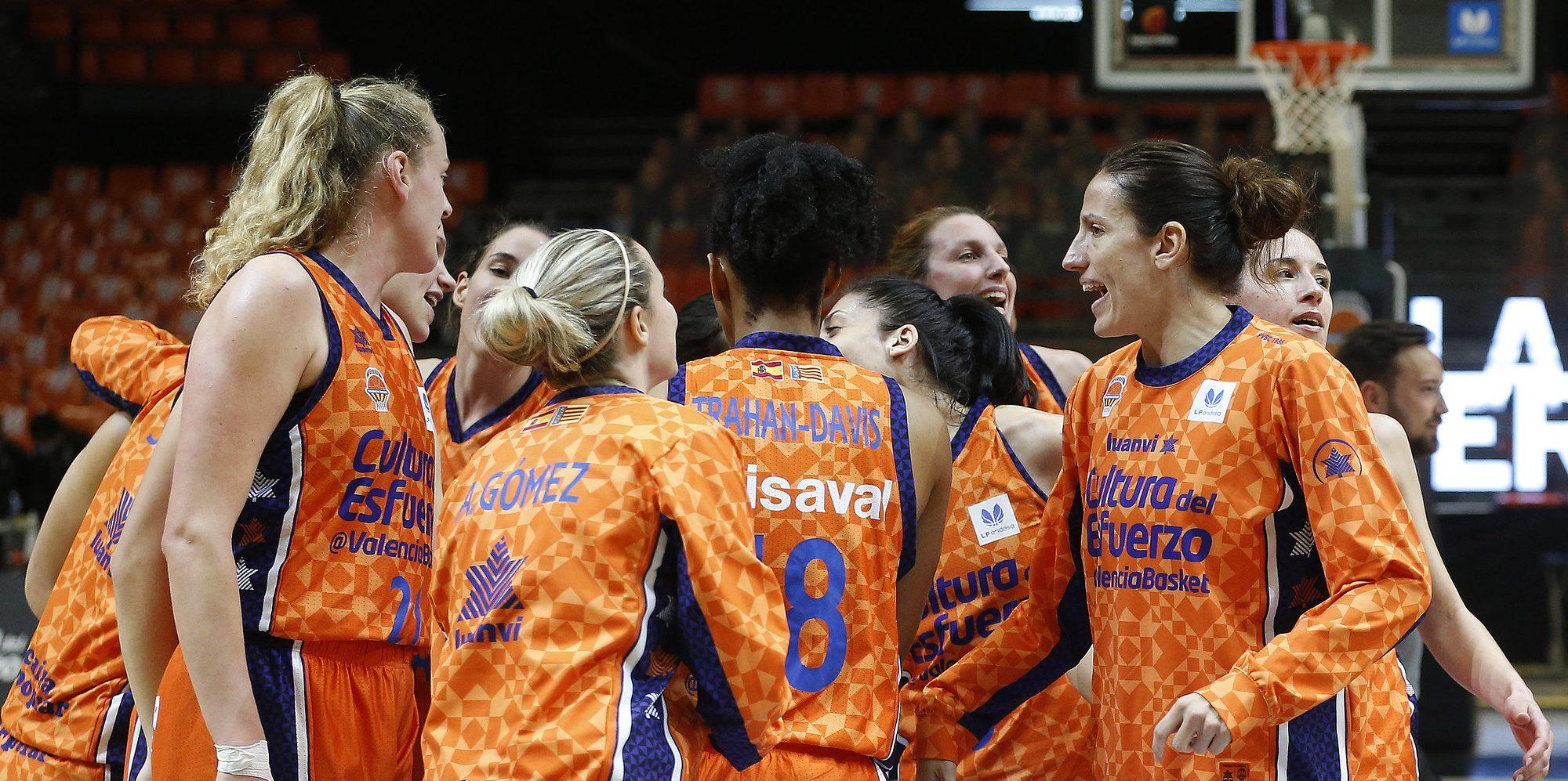 Valencia Basket está recuperando sensaciones