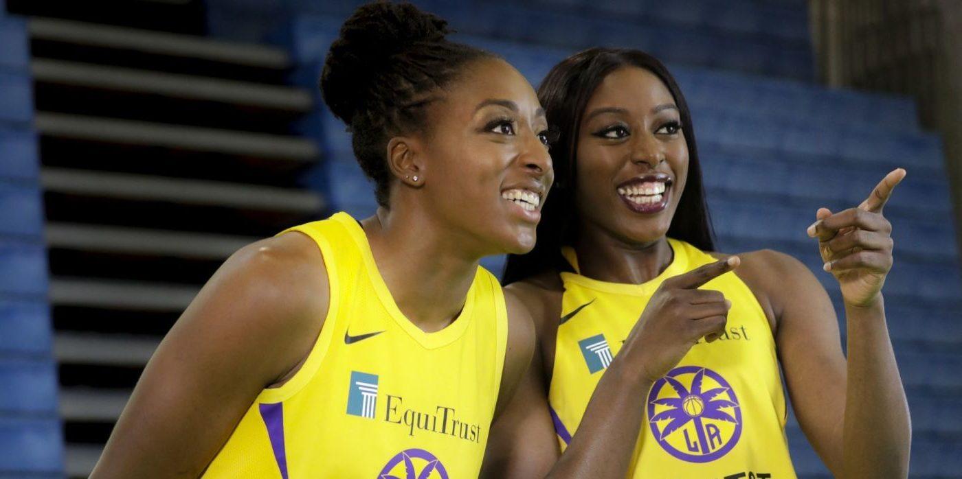 Chiney Ogwumike quiere ganar un campeonato con su hermana