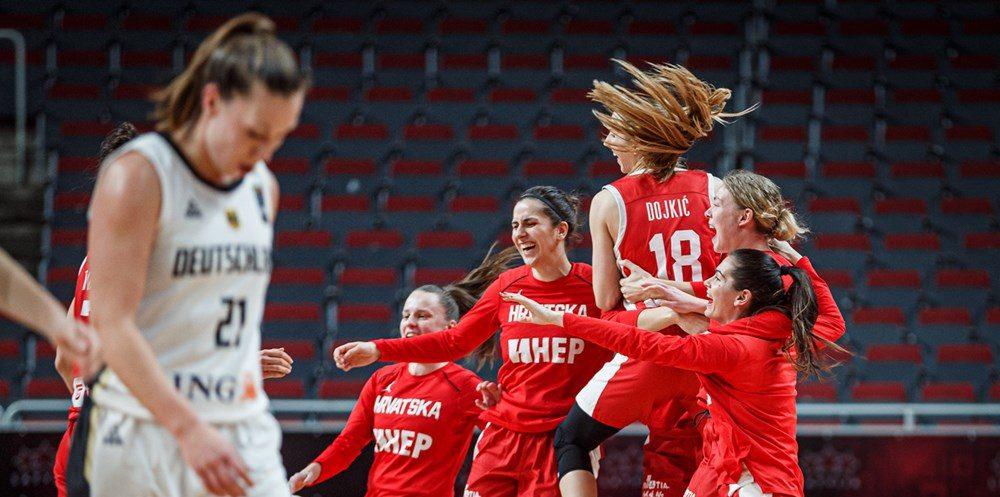 Croacia, Bosnia y Eslovenia certifican la plaza en el EuroBasket 2021