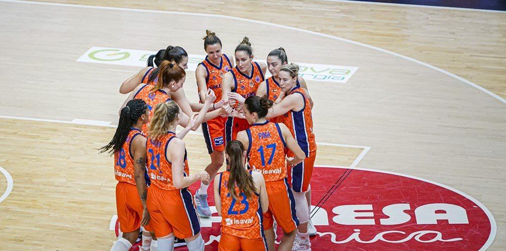 Valencia Basket vuelven a ser anfitrionas en la EuroCup