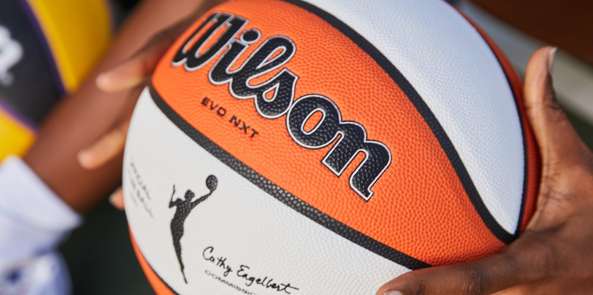 La WNBA usará un nuevo modelo de balón creado por Wilson