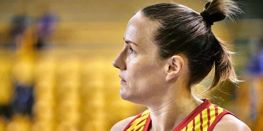 """Frida Eldebrink: """"Estoy jugando mi mejor baloncesto en mucho tiempo"""""""