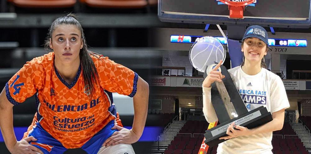 Raquel Carrera y Blanca Millán, las españolas que pueden ser drafteadas en la WNBA este año