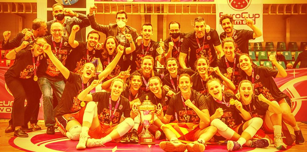 Valencia cumple su sueño europeo: ¡Campeonas!