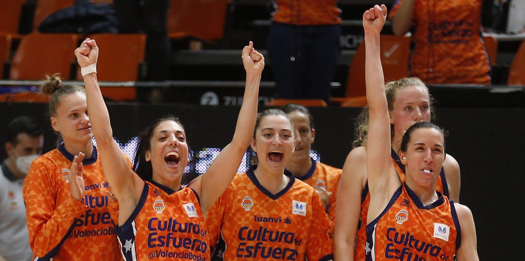 Un incombustible Valencia Basket que se acostumbra a las finales