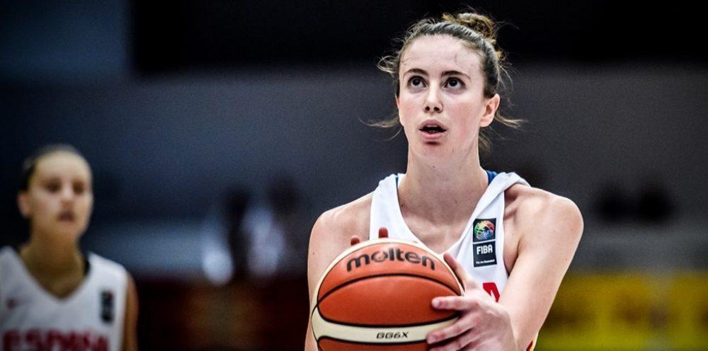 Aina Ayuso es la sorpresa del Draft WNBA 2021