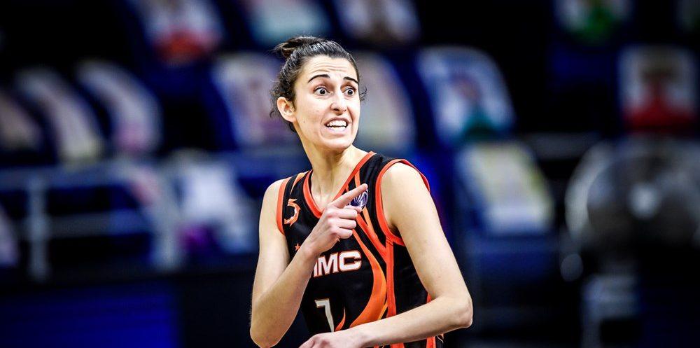 Alba Torrens está a un solo partido de ganar su sexta EuroLeague