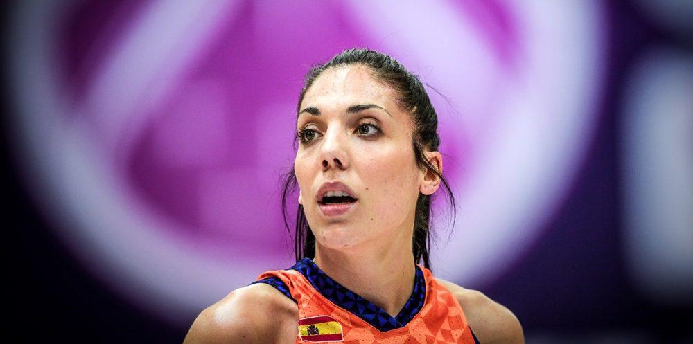Los playoffs por ahora tienen nombre y apellido: Cristina Ouviña