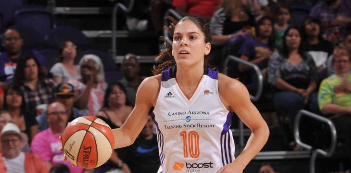 Marta Xargay regresa a las pistas de baloncesto