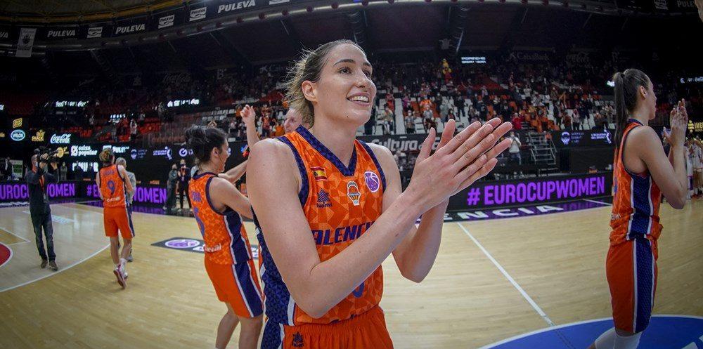 Rebecca Allen seguirá en LF Endesa: Renueva con Valencia Basket