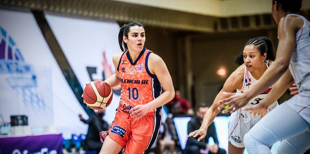 Leticia Romero continúa en el Valencia Basket