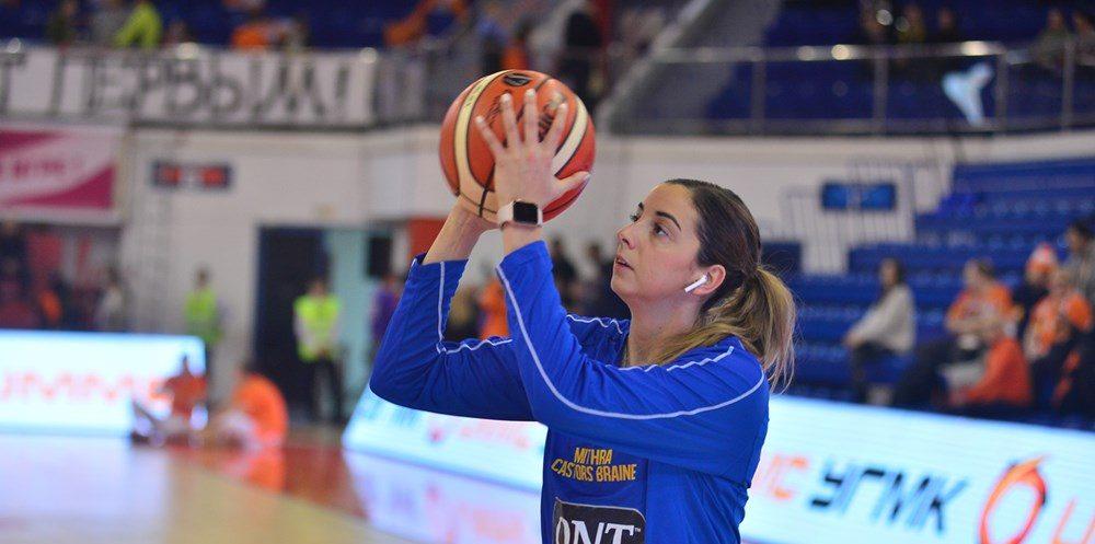Mariona Ortiz regresa a LF Endesa: Jugará en Movistar Estudiantes