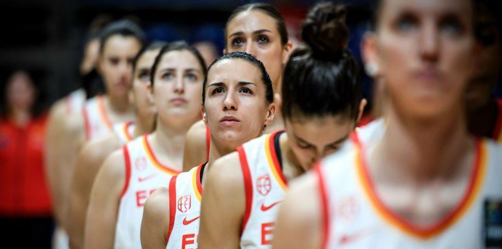 Las 17 jugadoras en la preselección de España para el EuroBasket