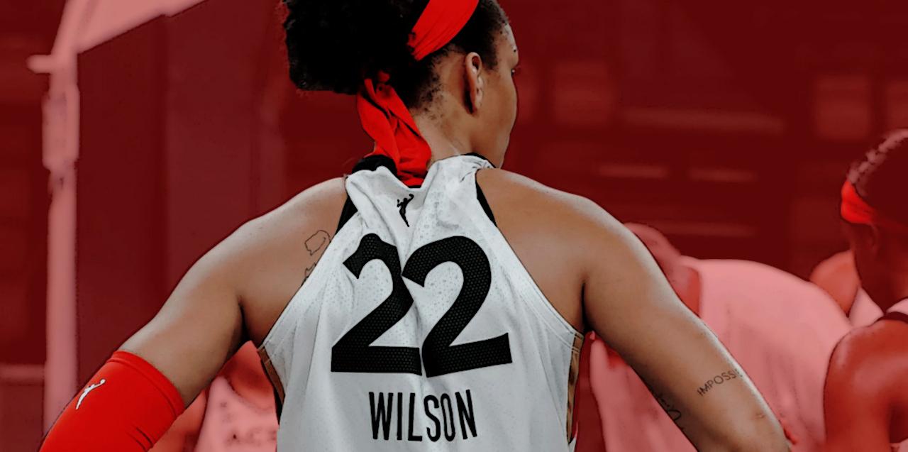 A'ja Wilson y el recordatorio de que es la MVP actual