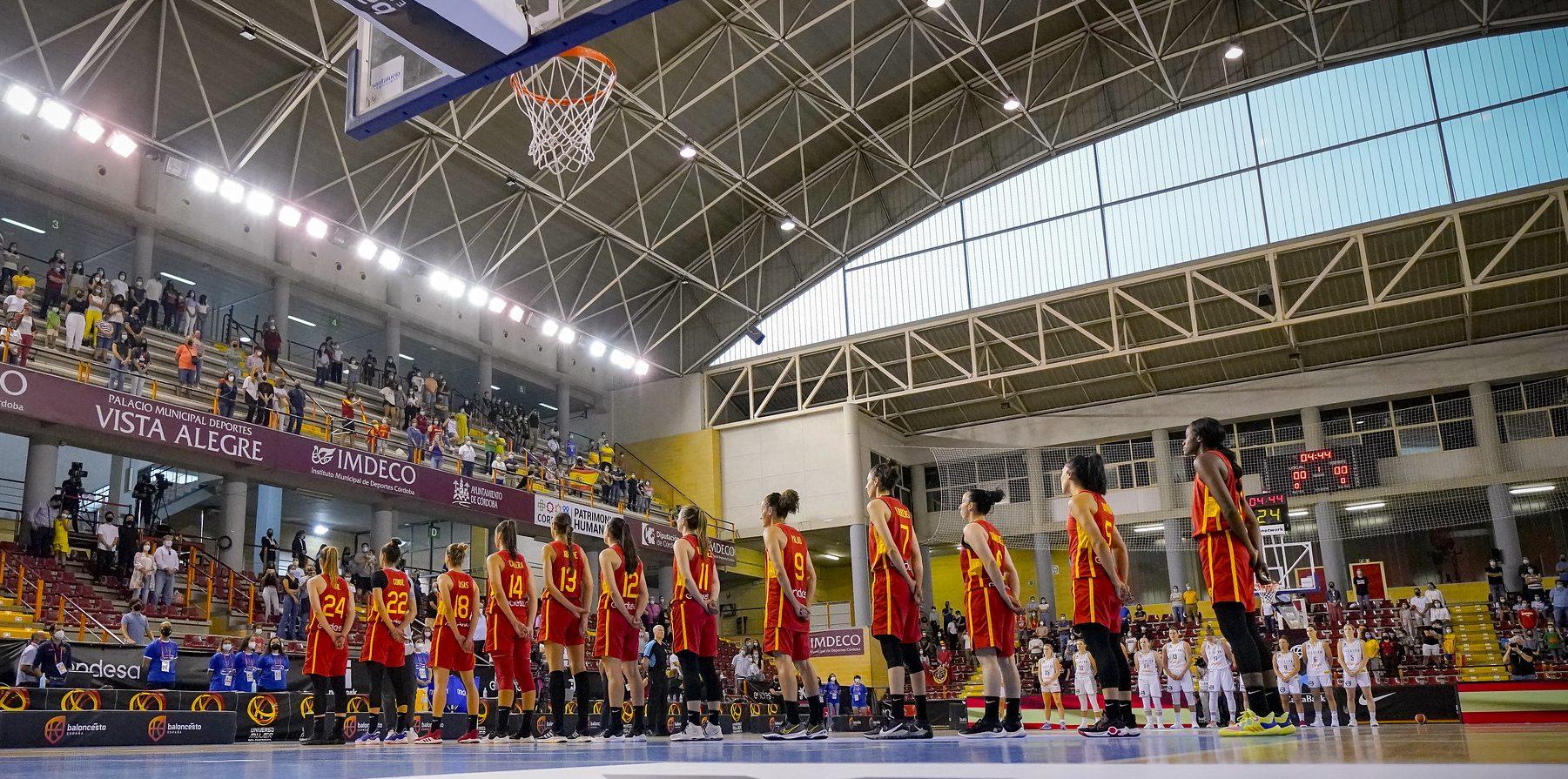 Muy buenas sensaciones de España en la victoria contra Bélgica