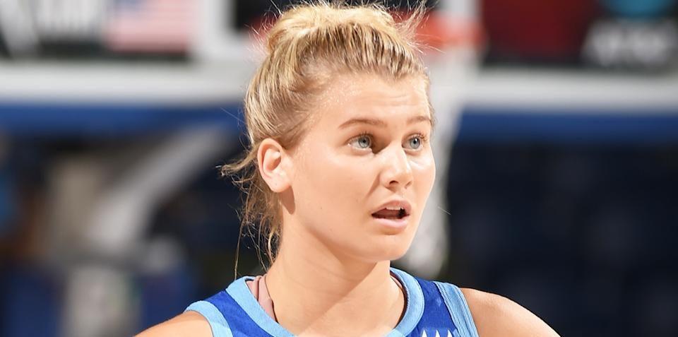 Shyla Heal, a la espera de tener otra oportunidad de jugar en la WNBA