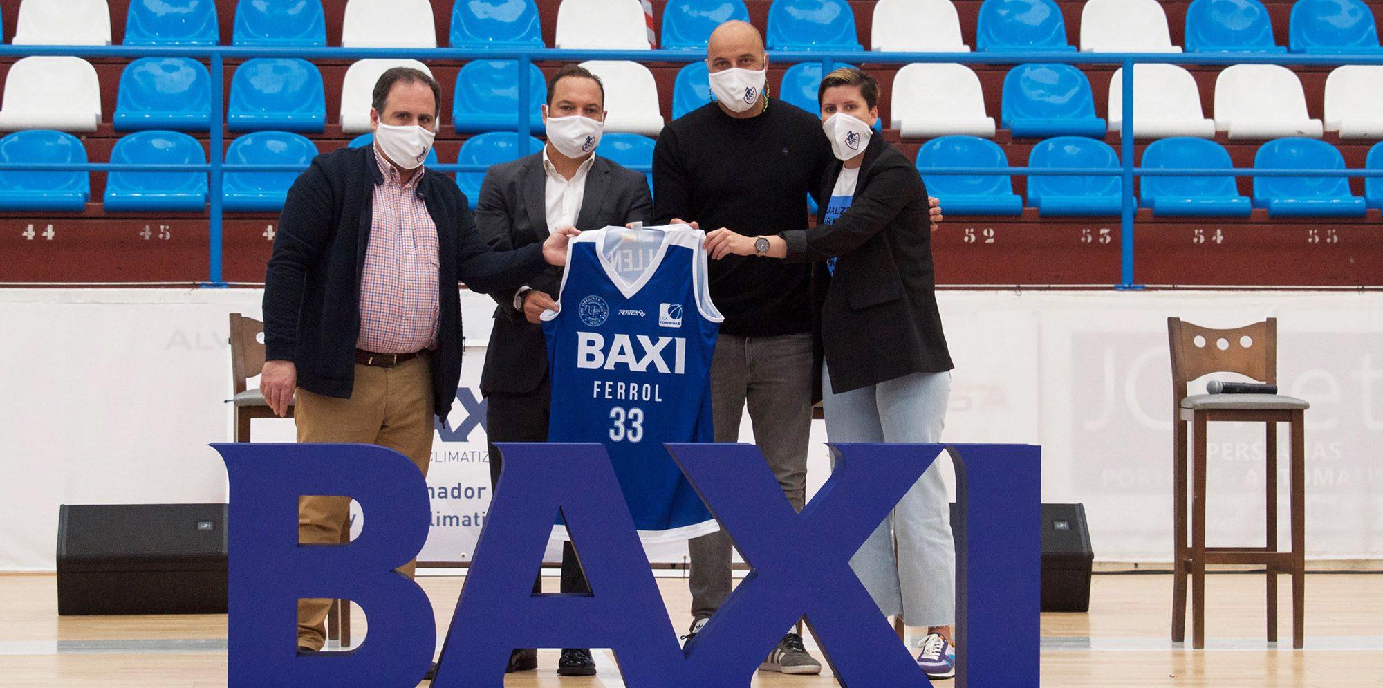 Así queda el proyecto de Baxi Ferrol