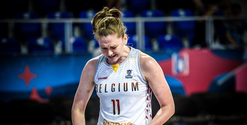 Bélgica nombra sus 12 jugadoras para el EuroBasket