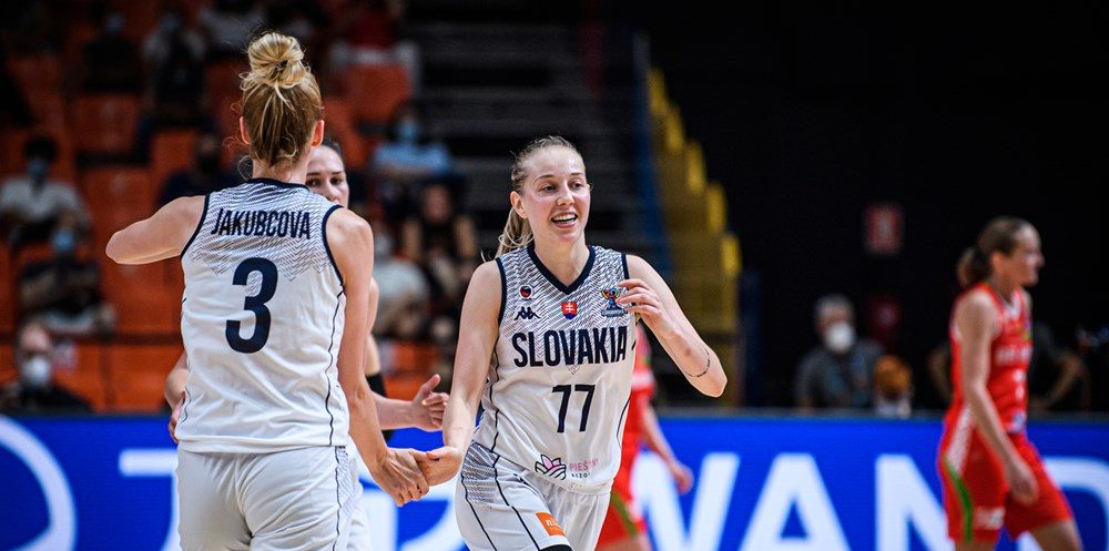 ¿Eslovaquia son rivales peligrosas para España?
