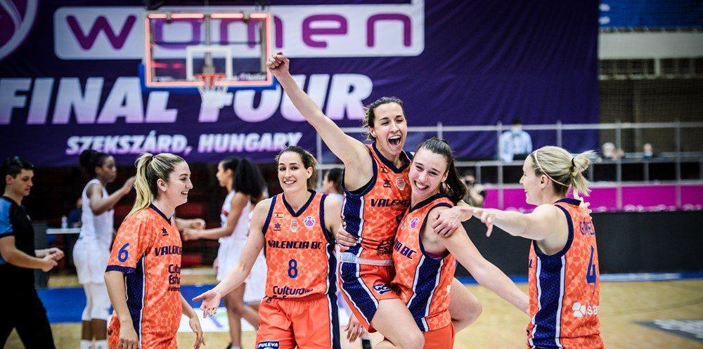 Valencia Basket competirá por una plaza en la EuroLeague